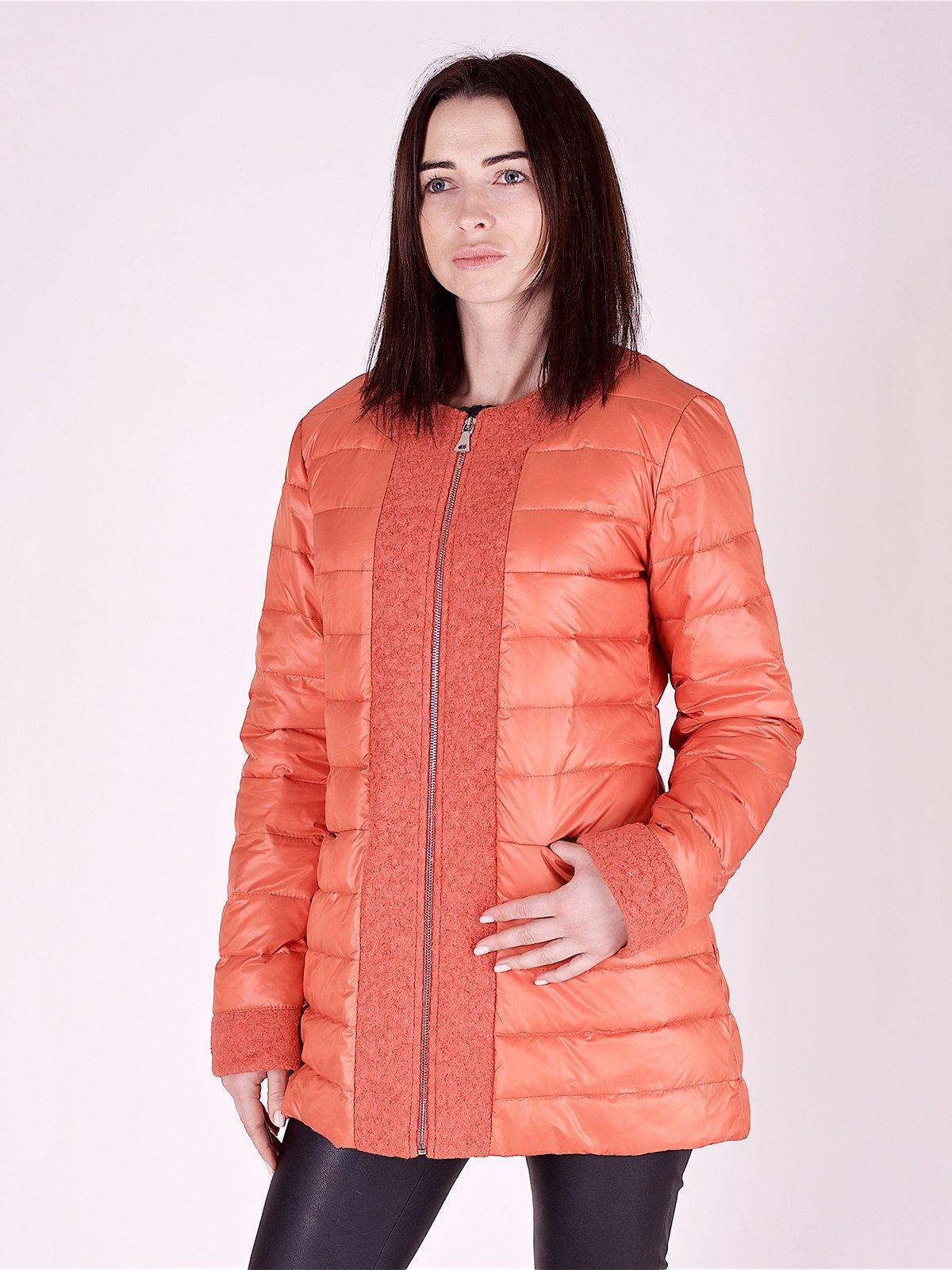 Куртка теракотова | 2174460 | фото 2