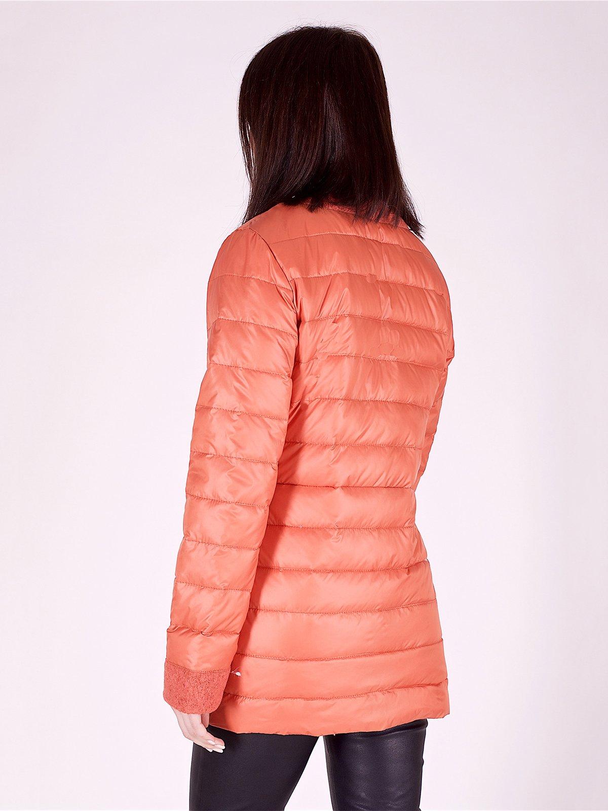 Куртка теракотова | 2174460 | фото 3