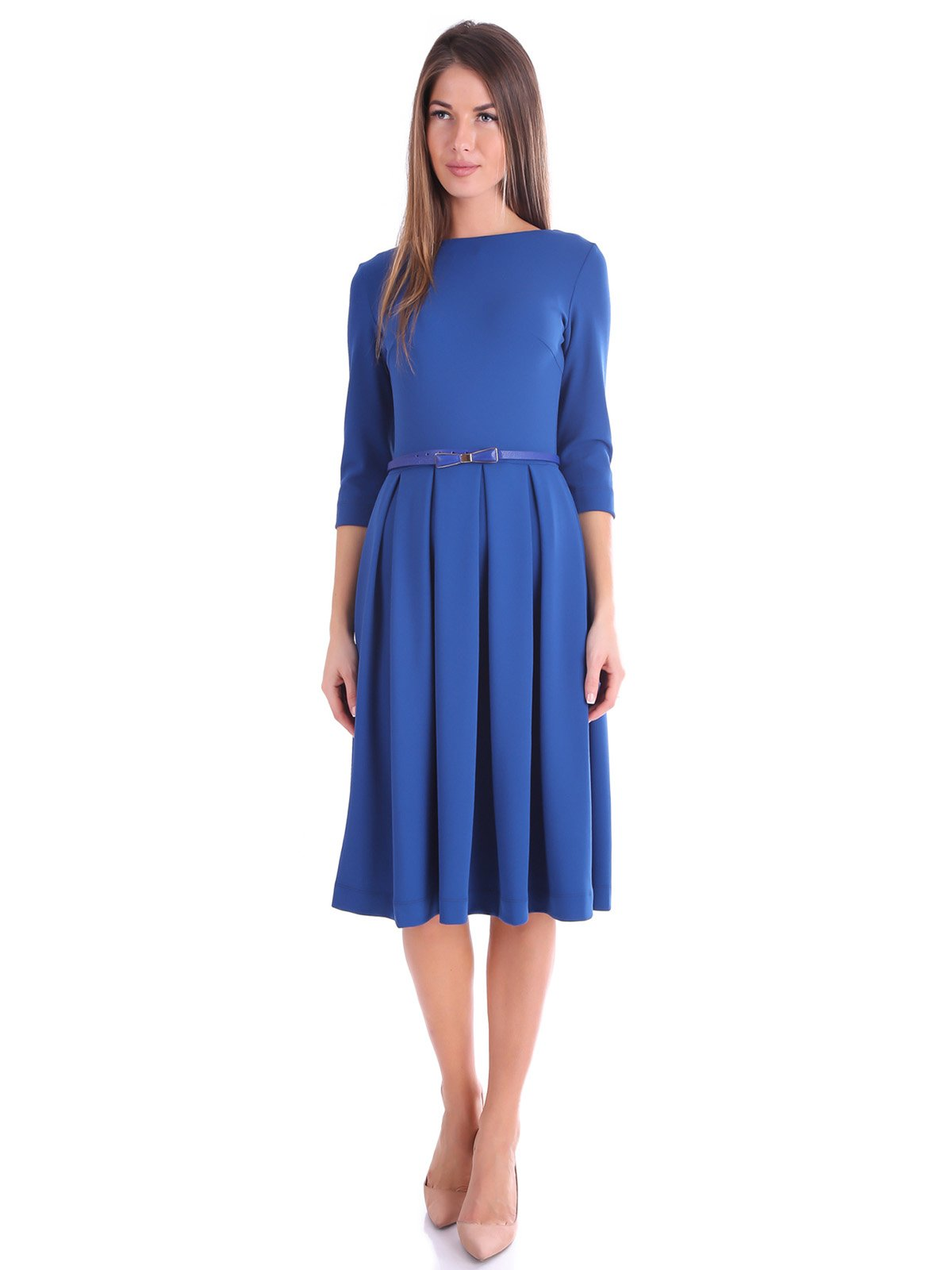 Платье синее | 3744141