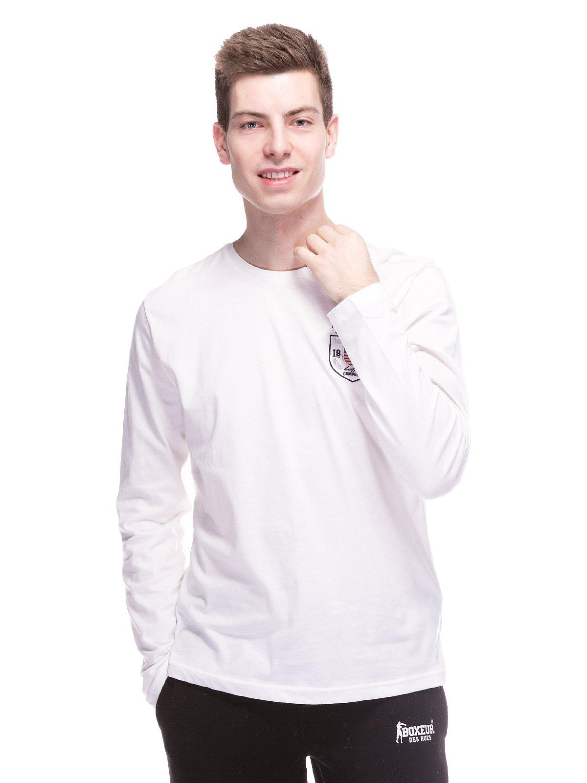 Лонгслів білий | 1513620