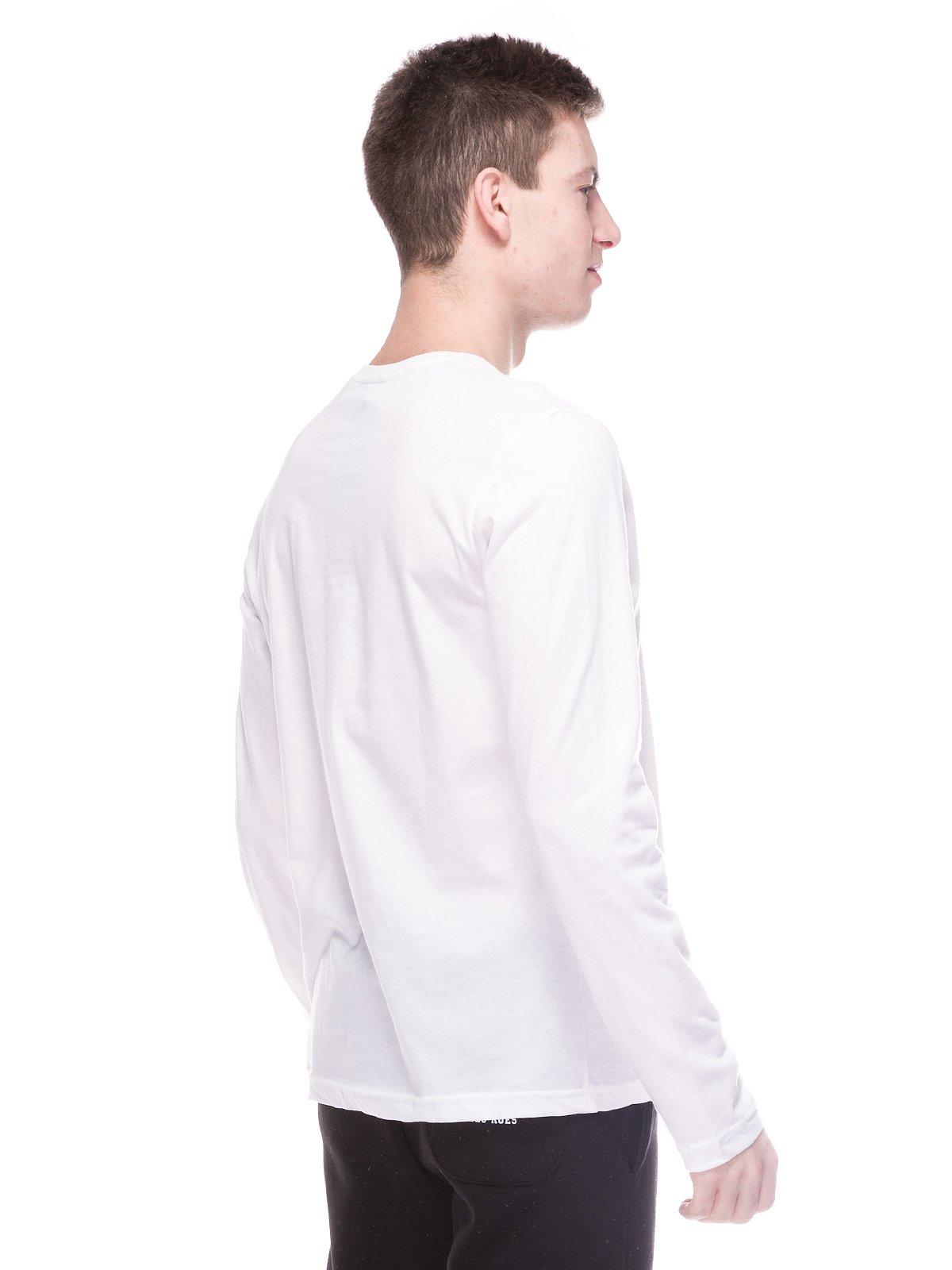 Лонгслів білий | 1513620 | фото 2
