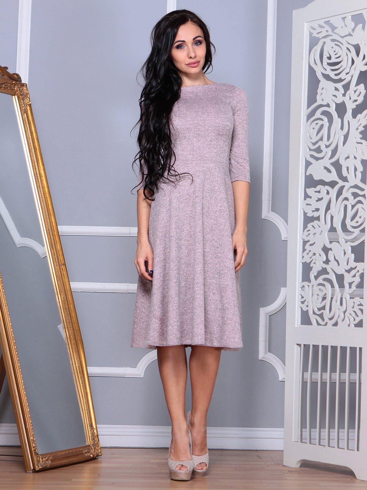 Платье бежевое   3853833