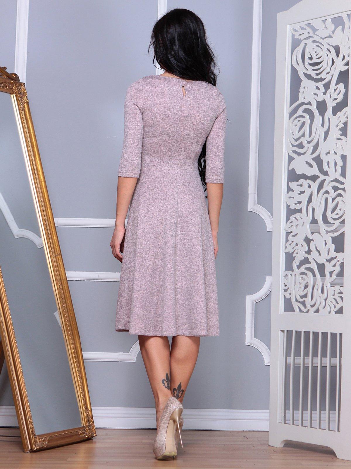Платье бежевое   3853833   фото 2