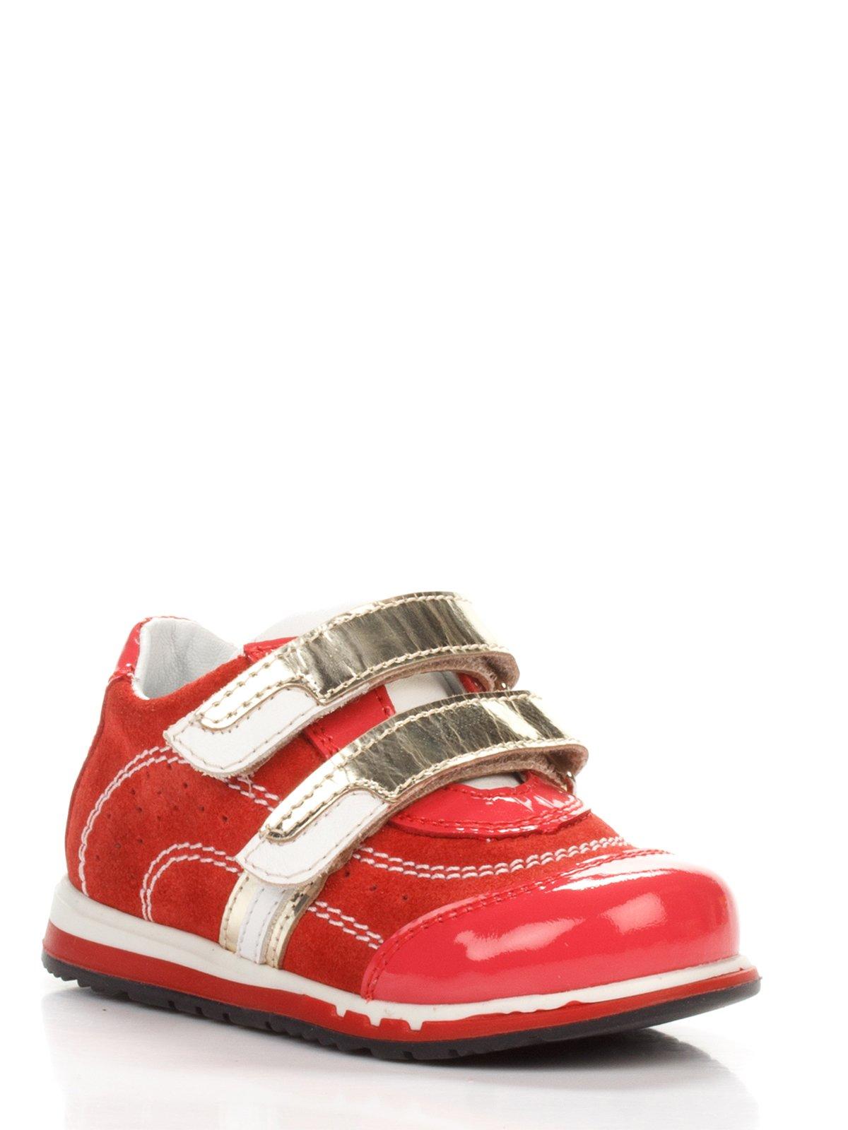 Туфлі червоні | 3844501