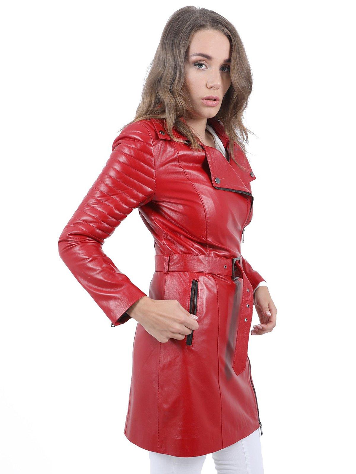 Куртка красная | 3856100 | фото 2