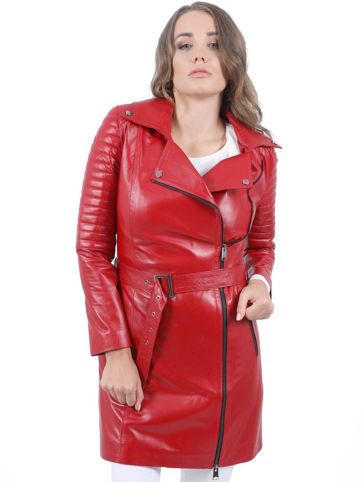 Куртка красная | 3856100 | фото 4