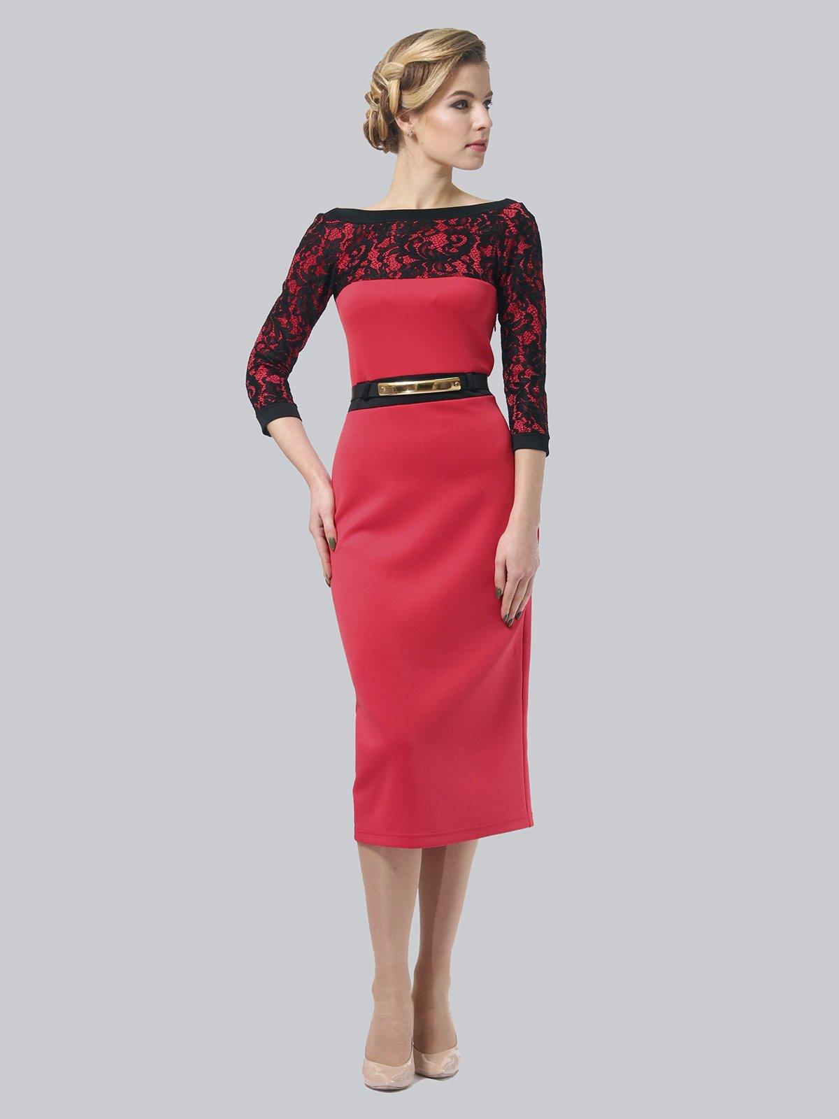 Платье коралловое   3851933