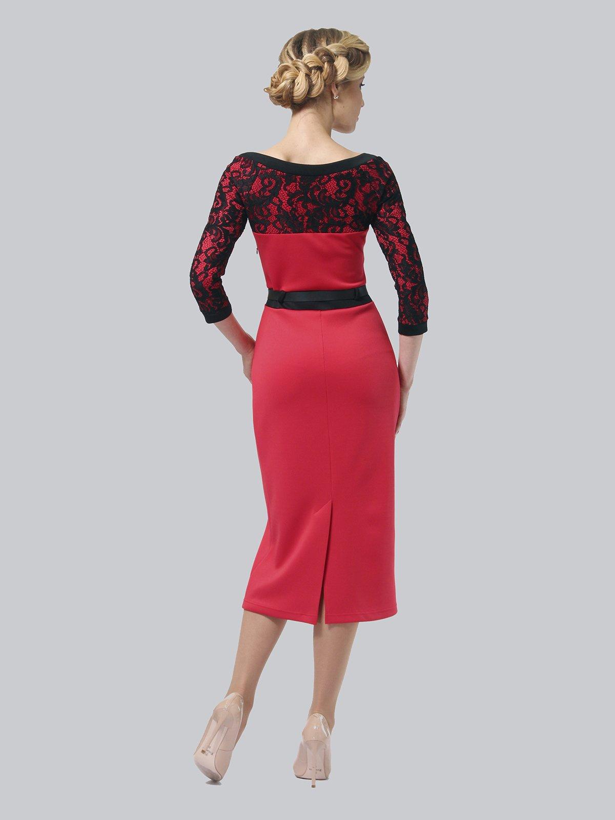 Платье коралловое   3851933   фото 6