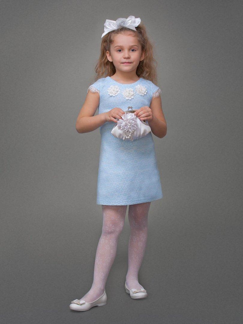 Сукня блакитна | 3852779