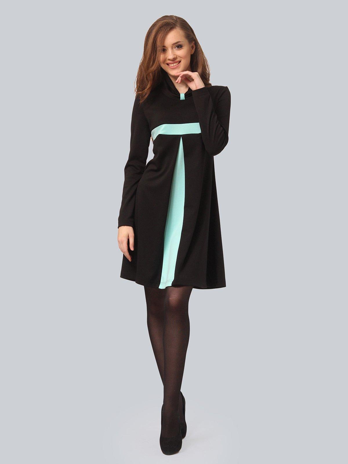 Сукня двоколірна   3834918