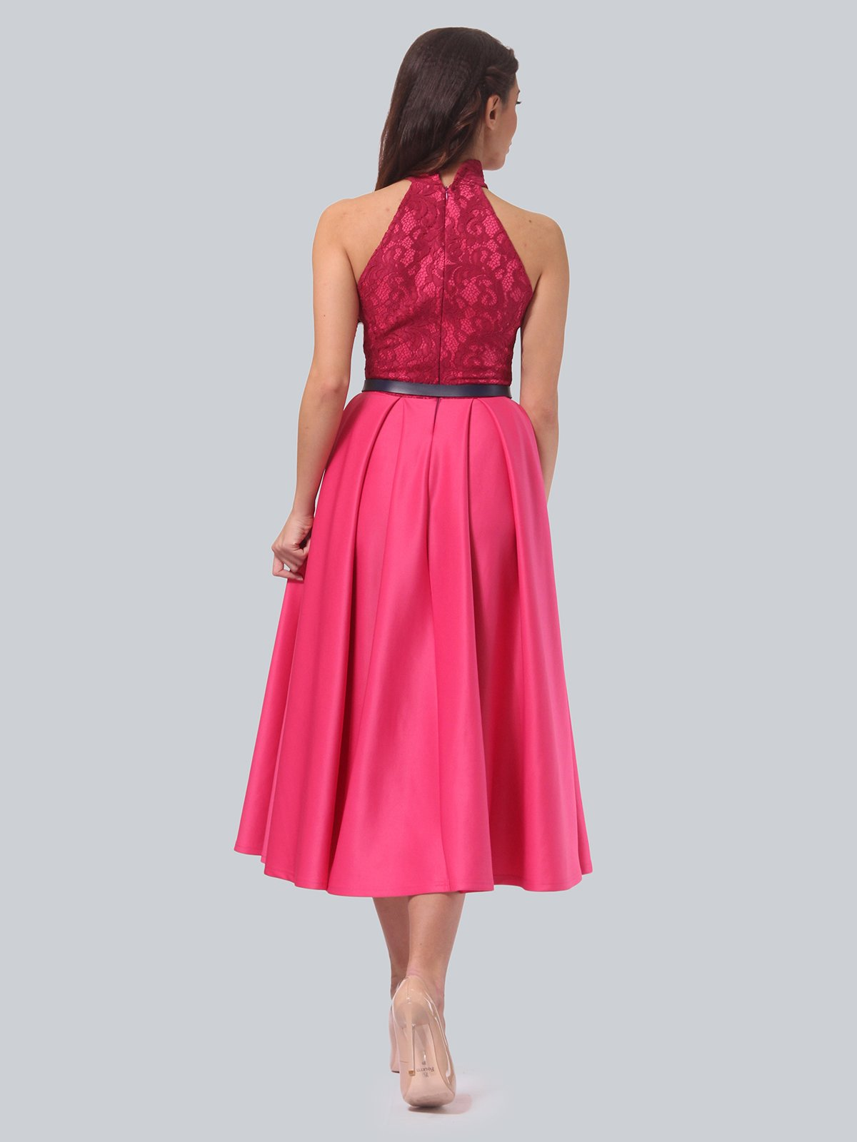 Платье цвета фуксии   3851911   фото 4