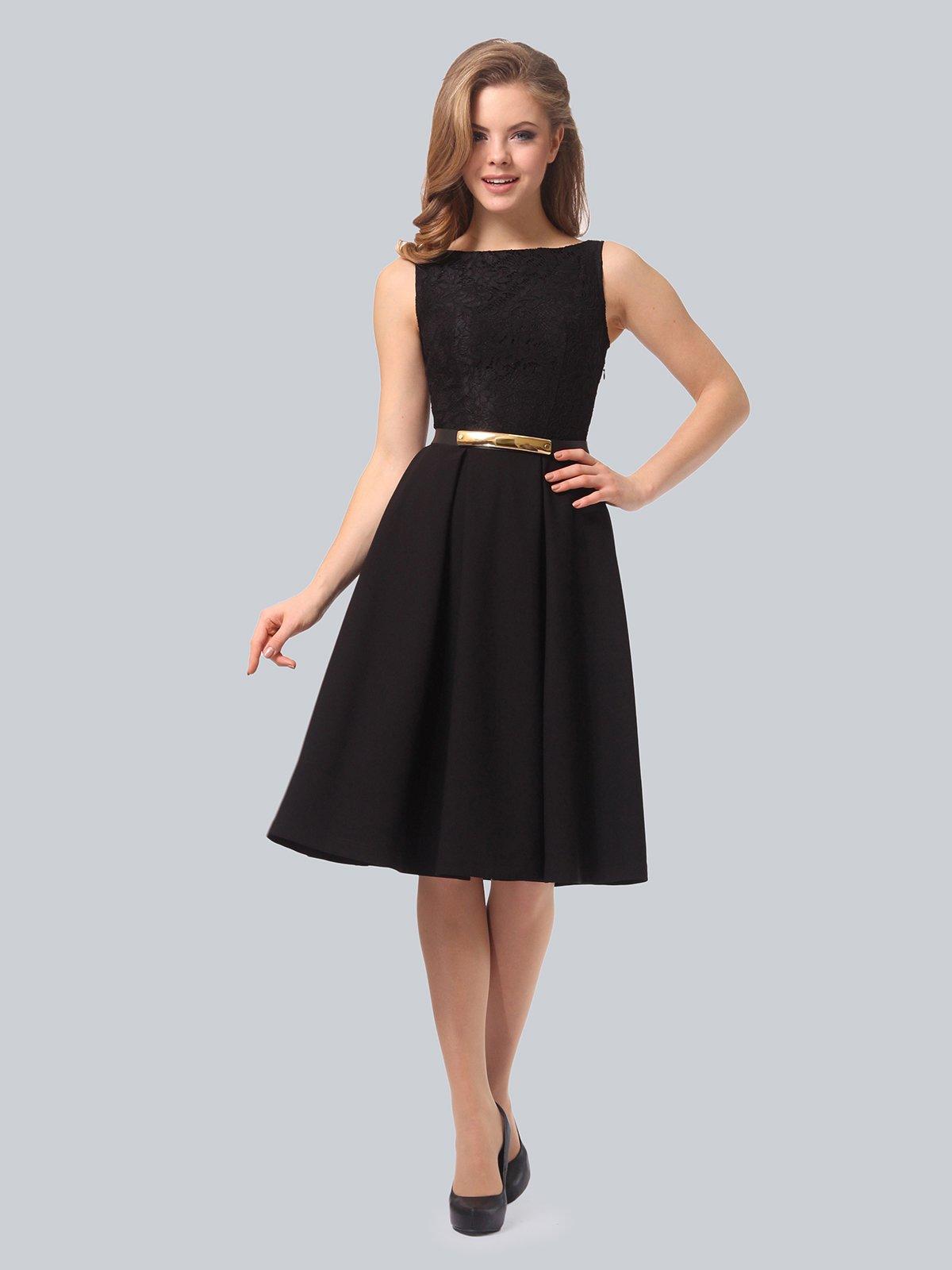Платье черное   3863264   фото 2
