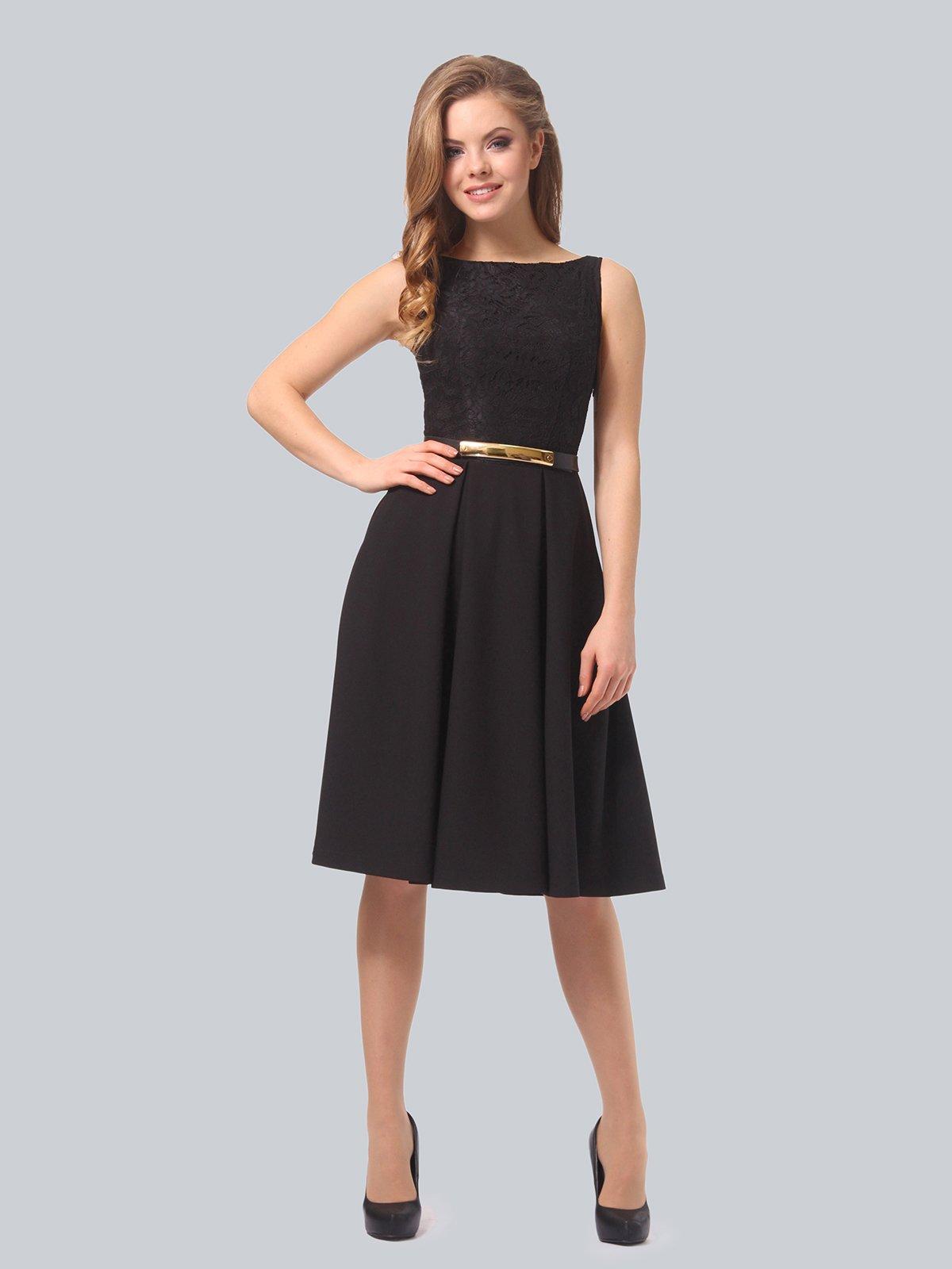 Платье черное   3863264   фото 3