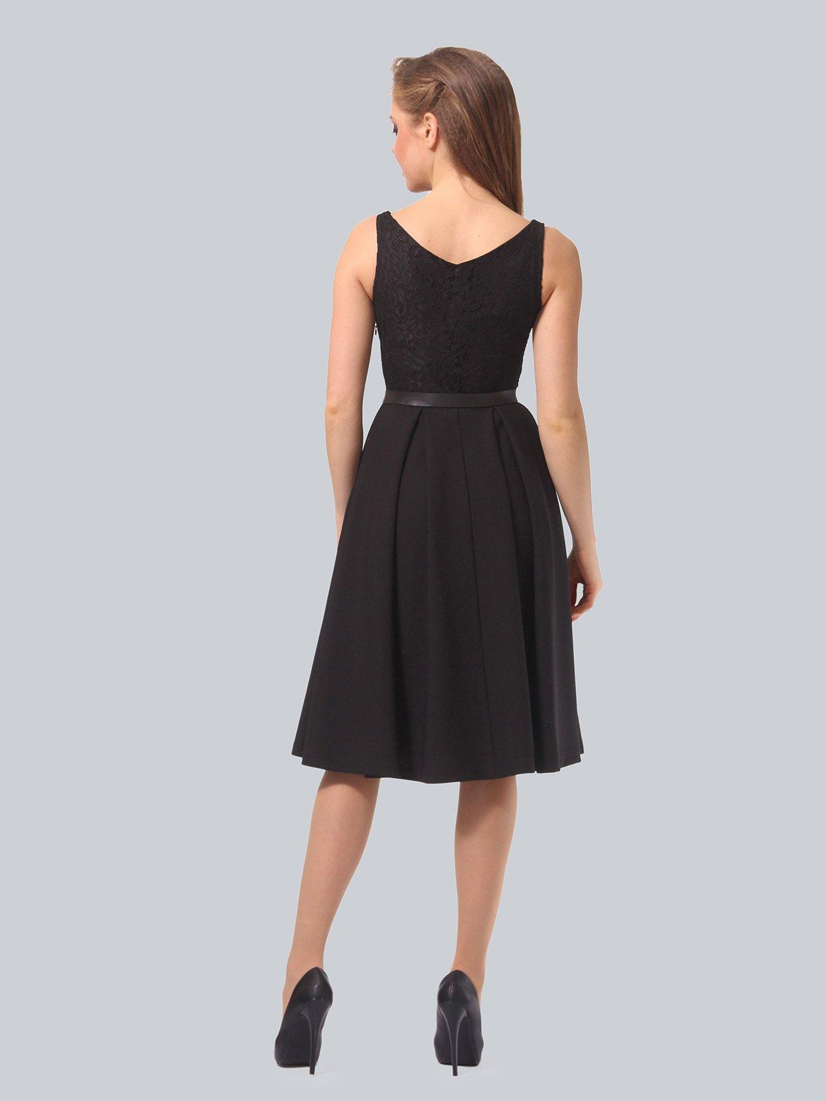 Платье черное   3863264   фото 4