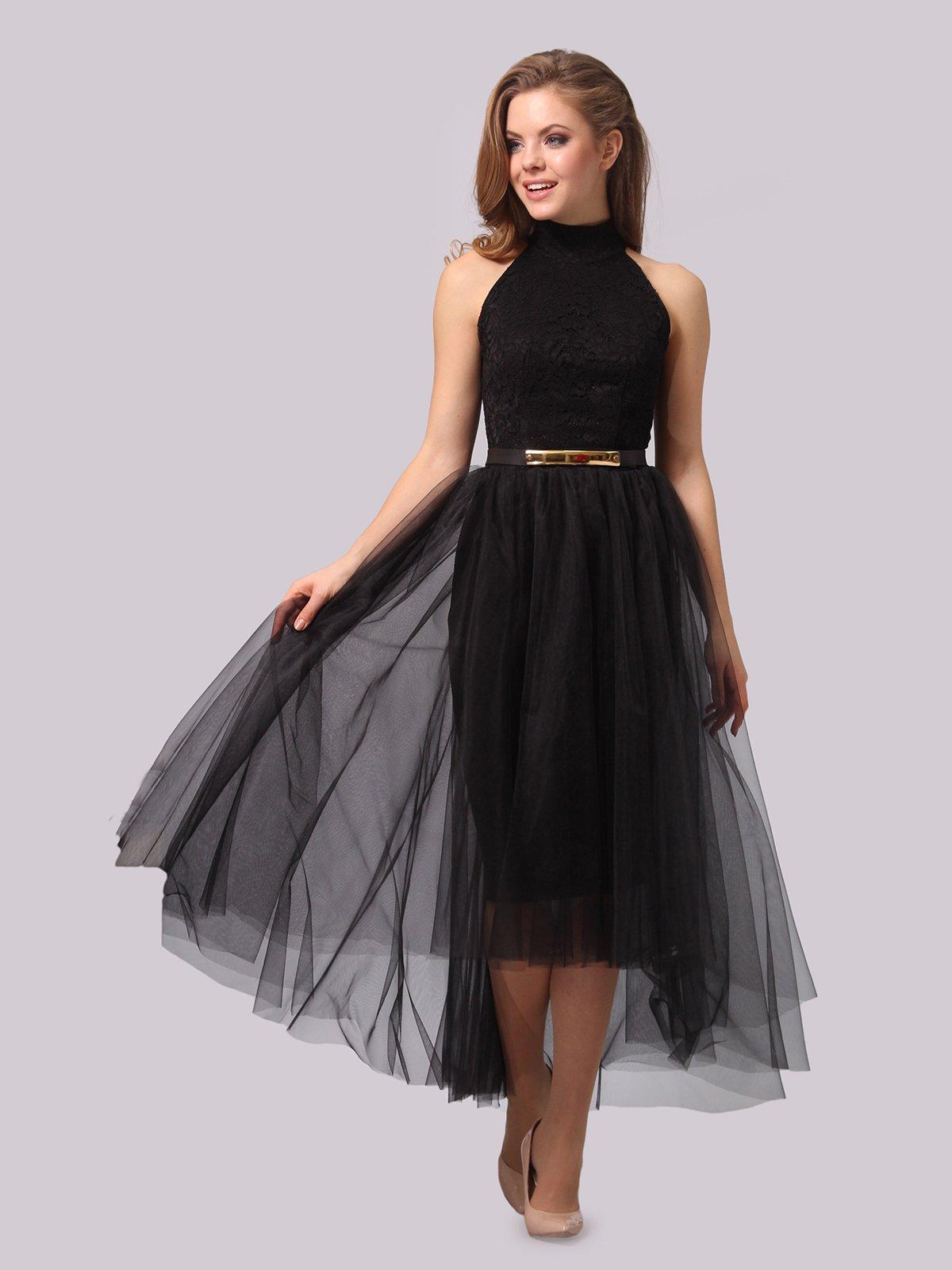 Платье черное | 3863278