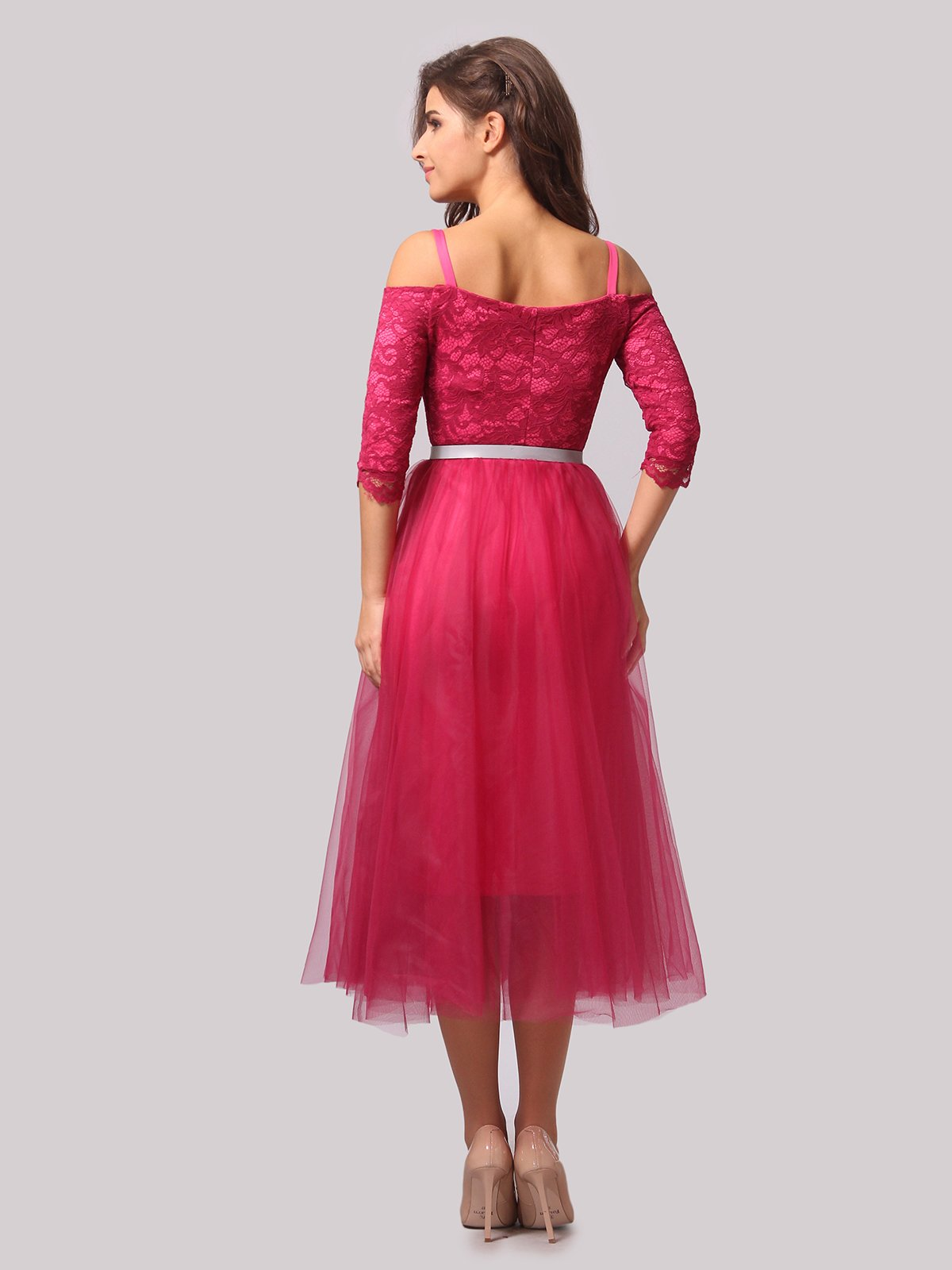 Платье цвета фуксии   3863287   фото 6