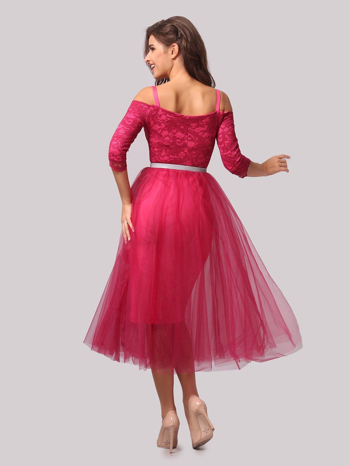 Платье цвета фуксии   3863287   фото 7