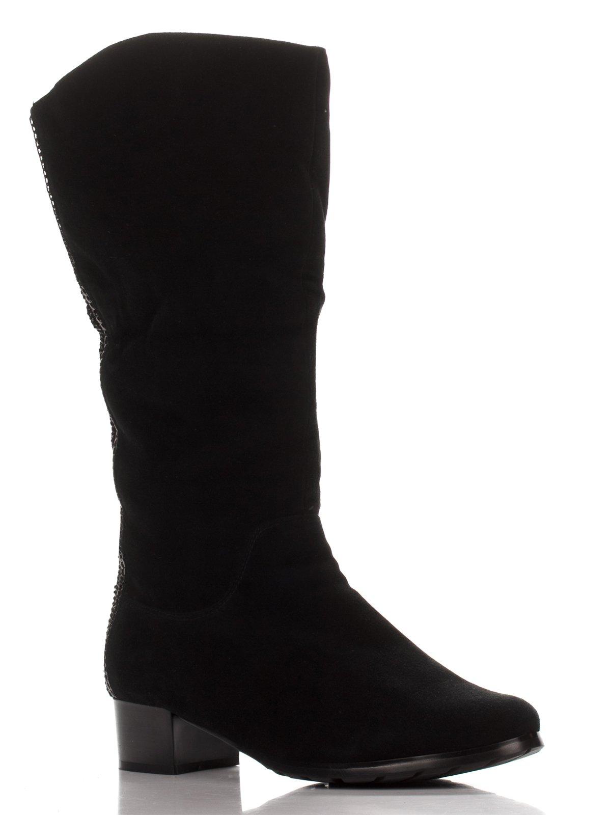 Сапоги черные | 3773515