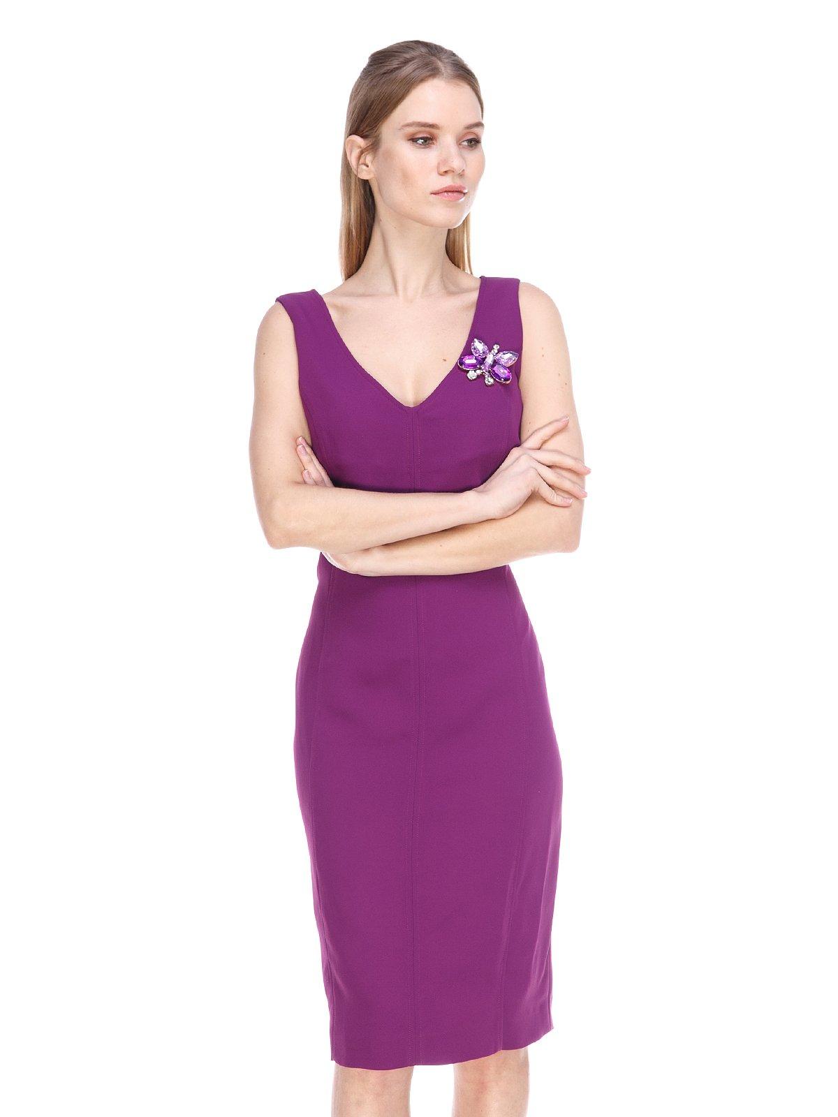 Сукня фіолетова | 3858937
