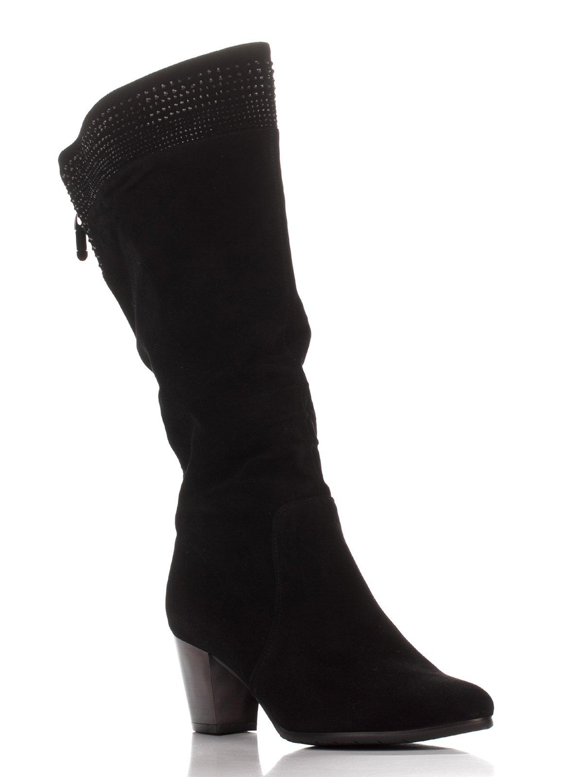 Сапоги черные | 3773516