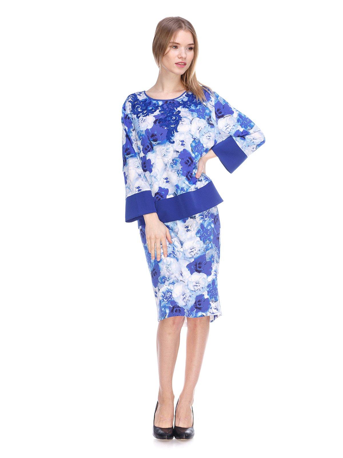 Костюм: блуза и юбка | 3858971