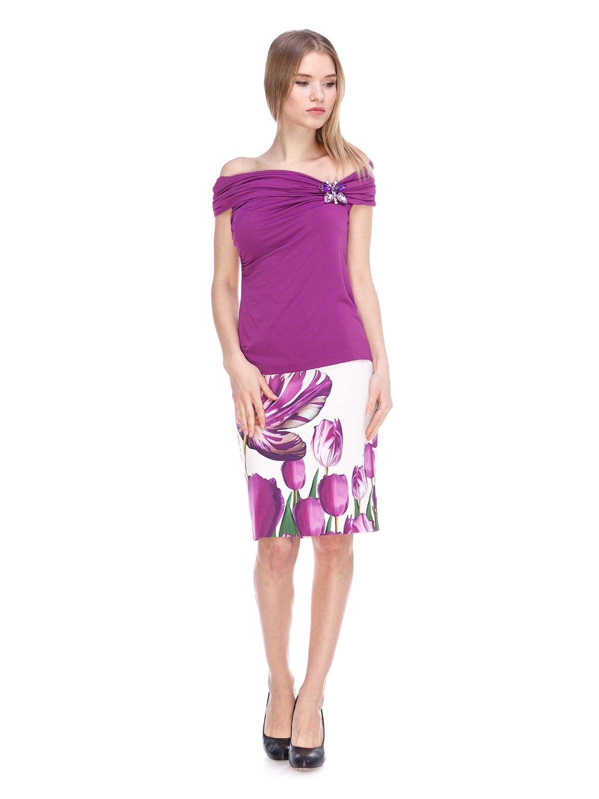 Костюм: блуза и юбка | 3858966
