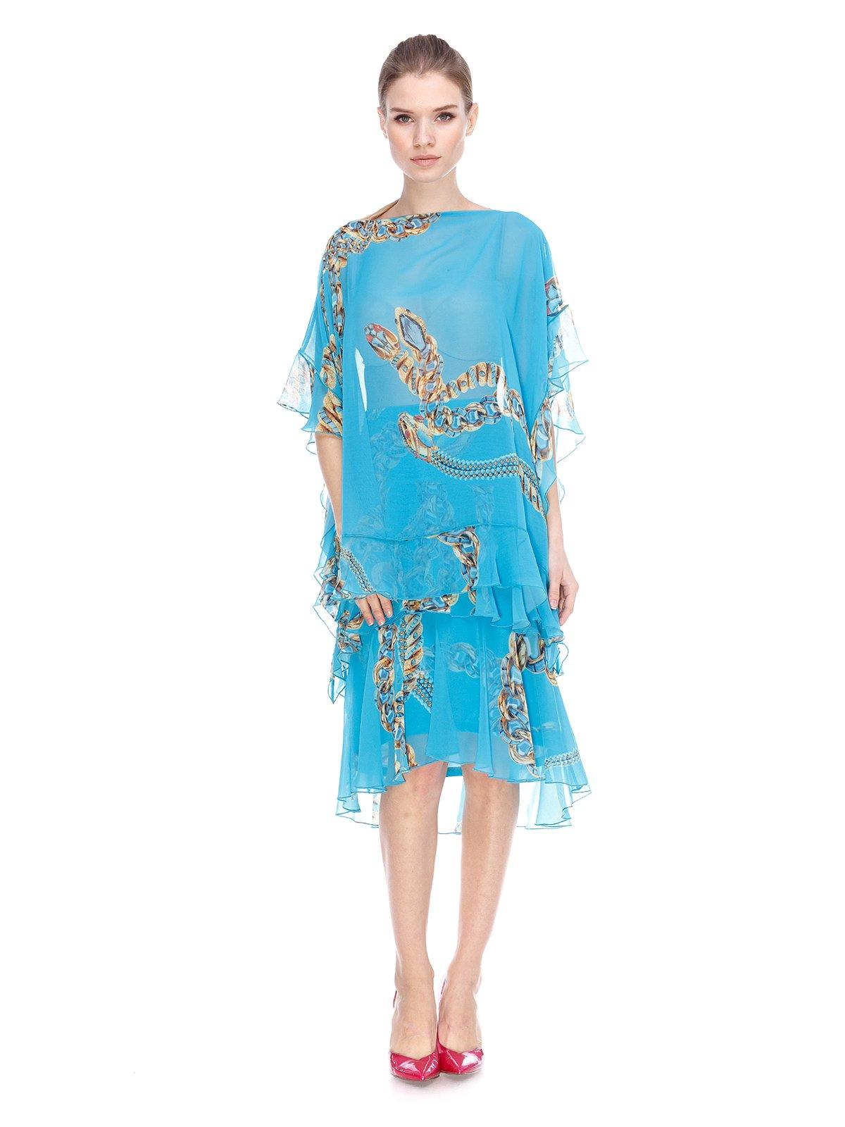 Костюм: блуза и юбка | 3858973