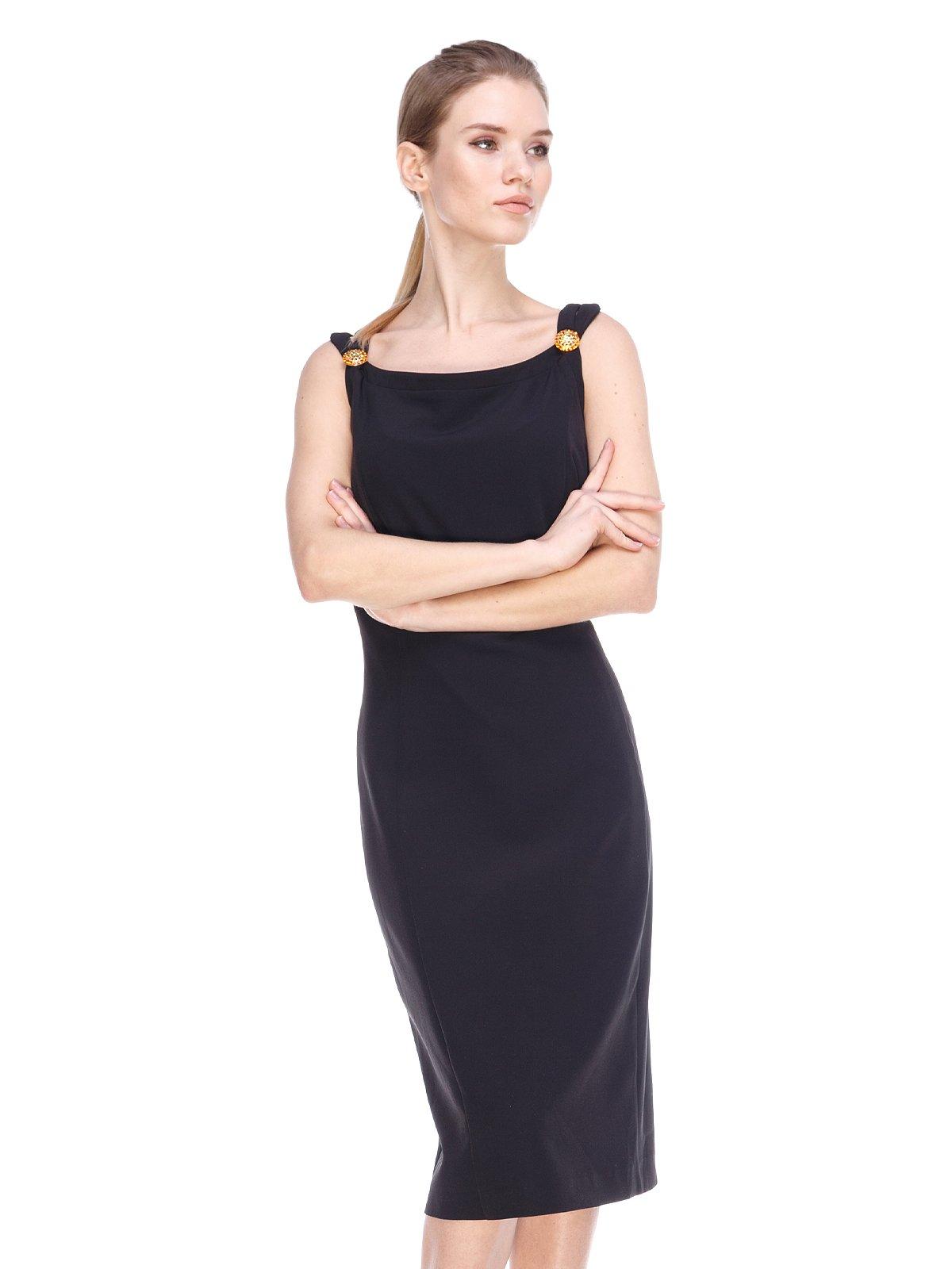 Платье черное | 3858946