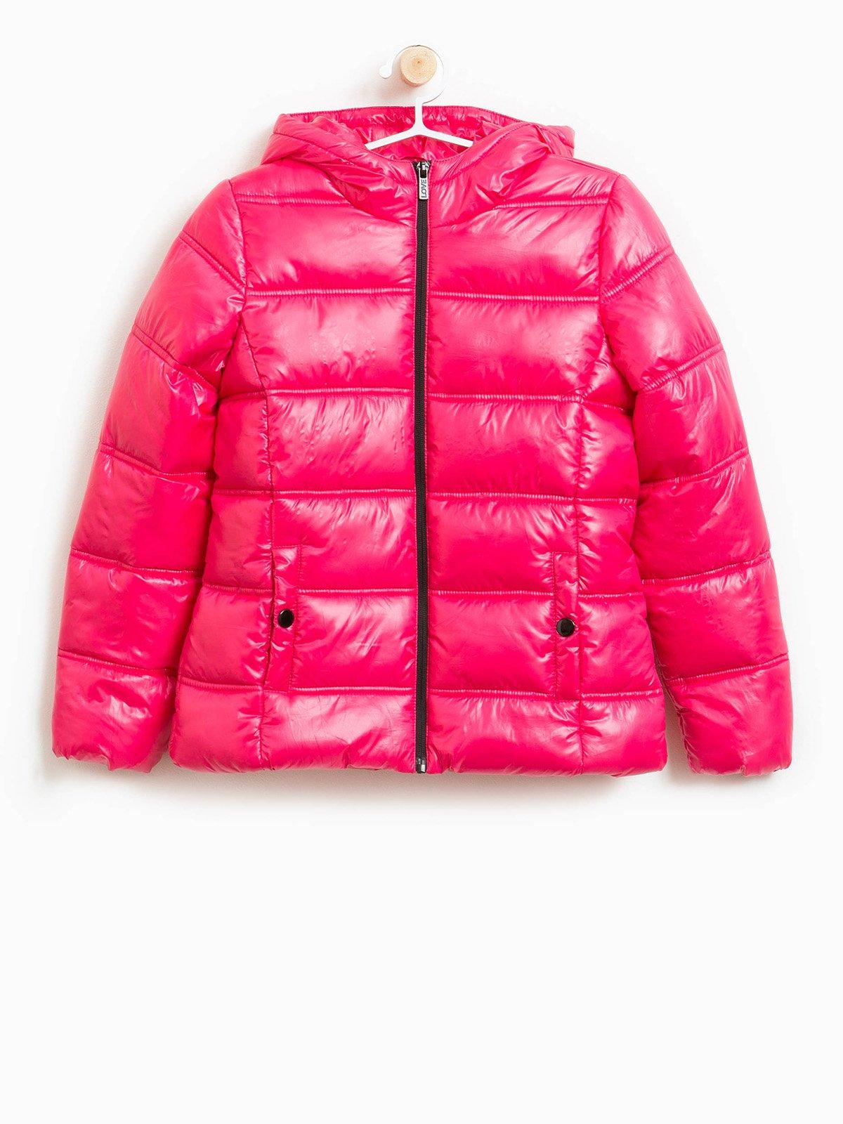 Куртка рожева | 3785594