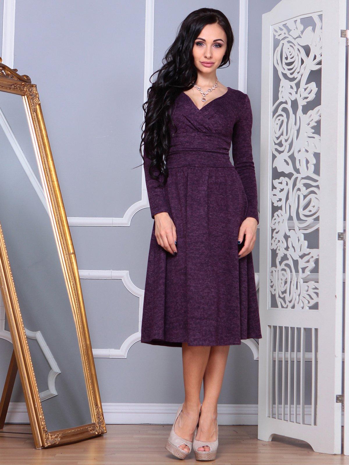 Платье цвета марсала   3876124