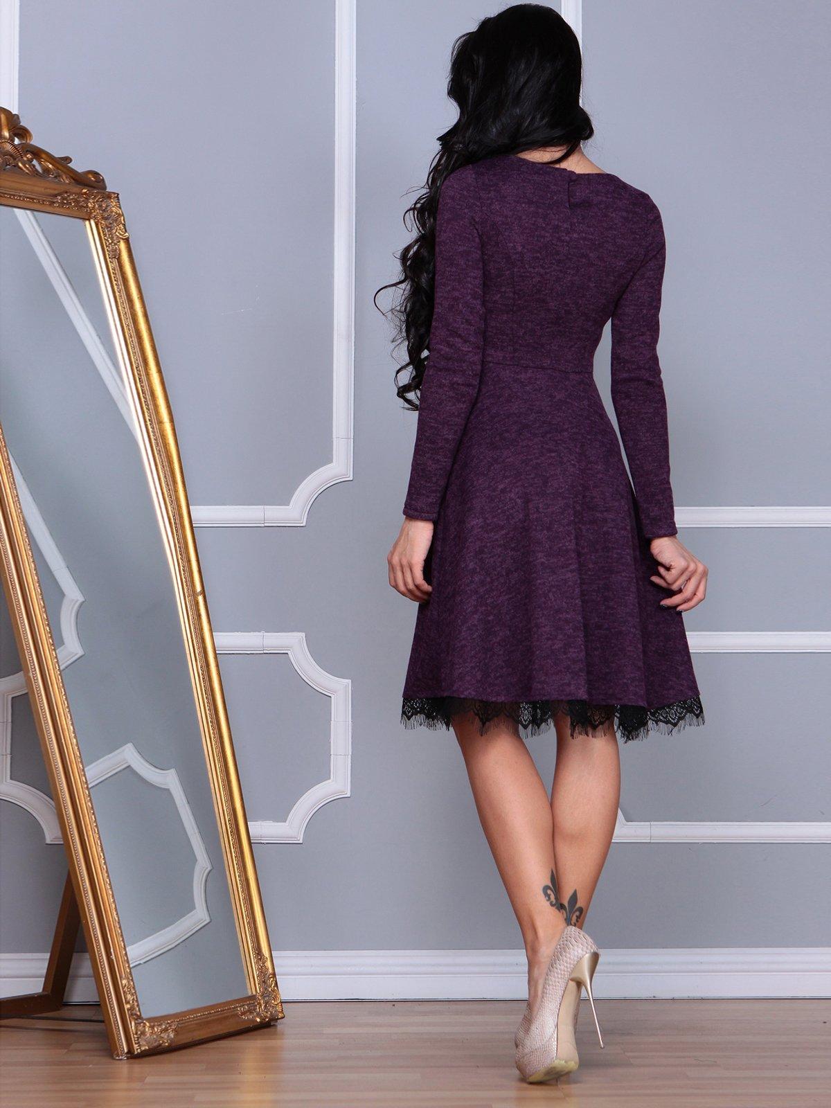 Платье цвета марсала   3891730   фото 2
