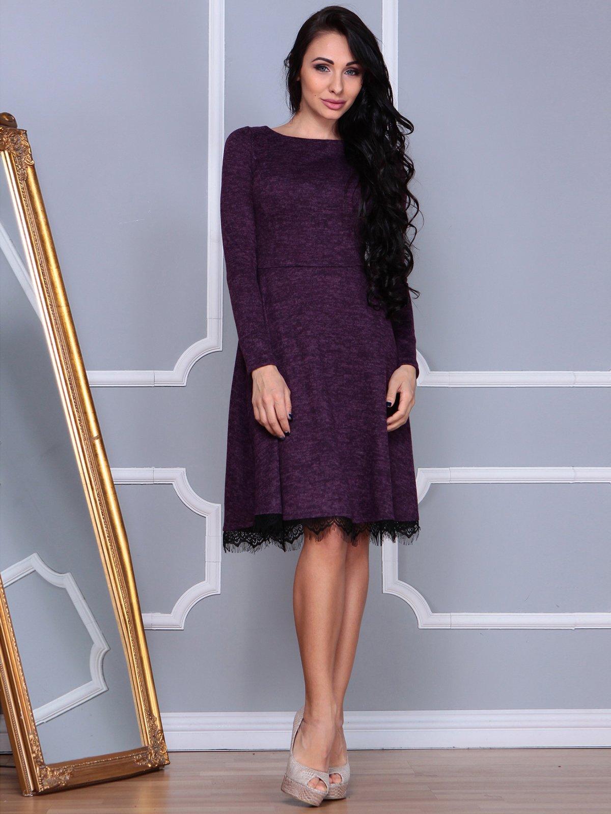 Платье цвета марсала   3891730   фото 3
