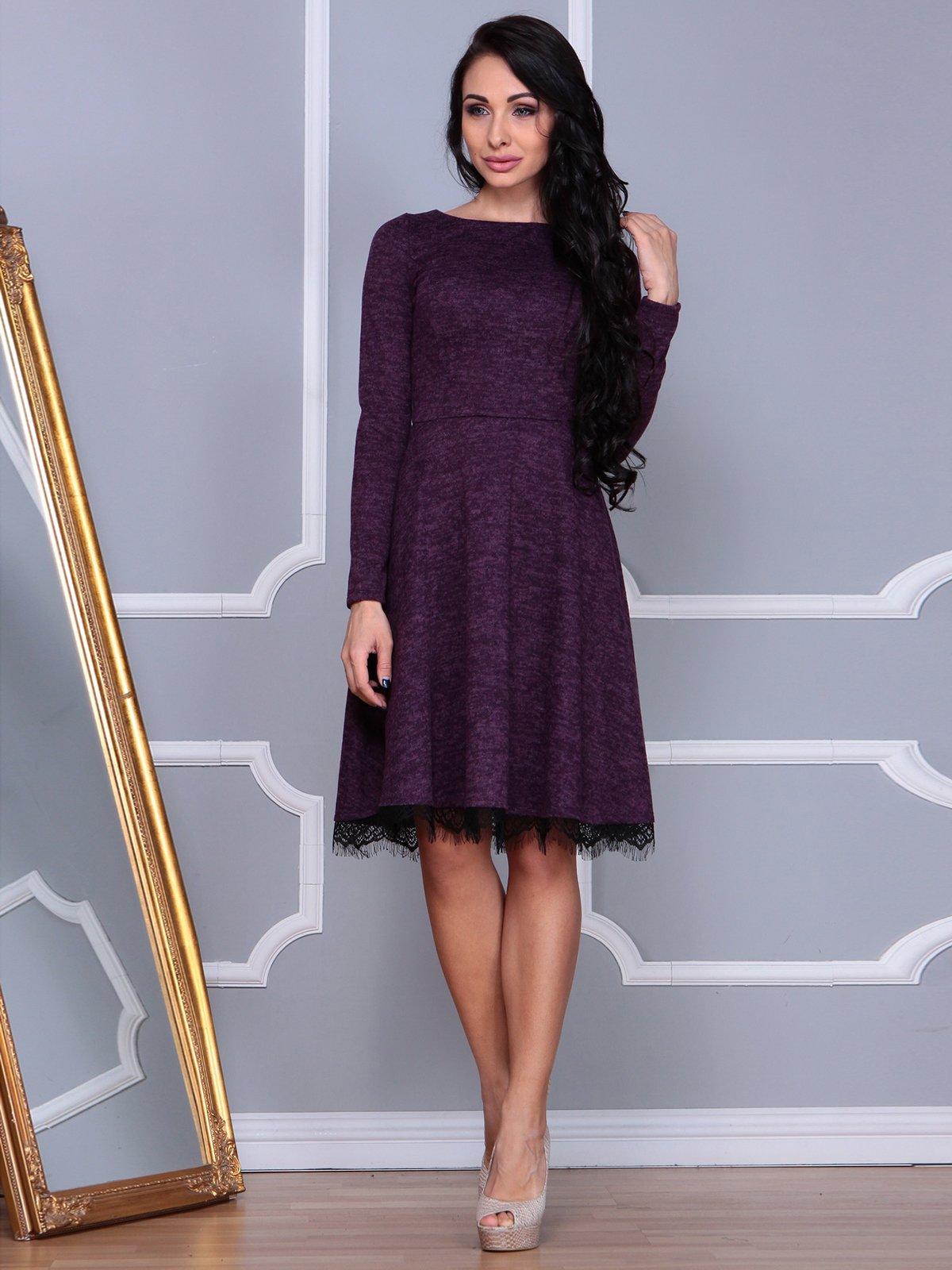 Платье цвета марсала   3891730   фото 4