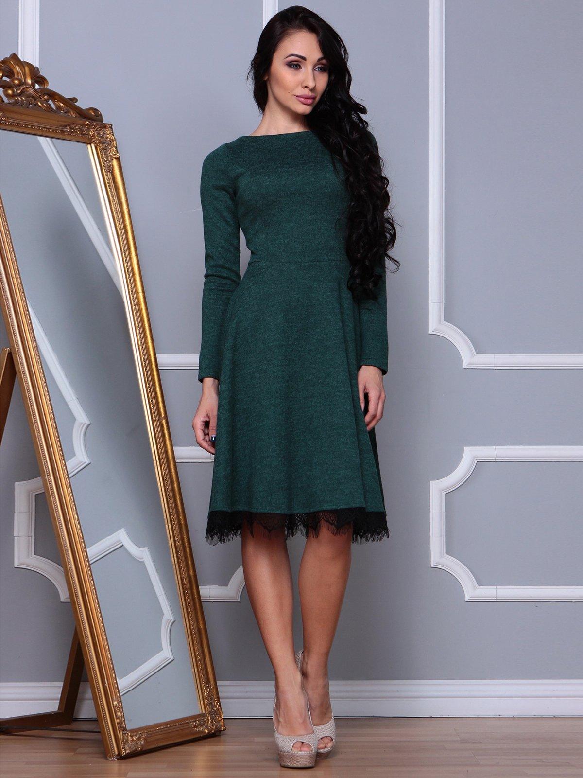 Сукня смарагдова | 3891732