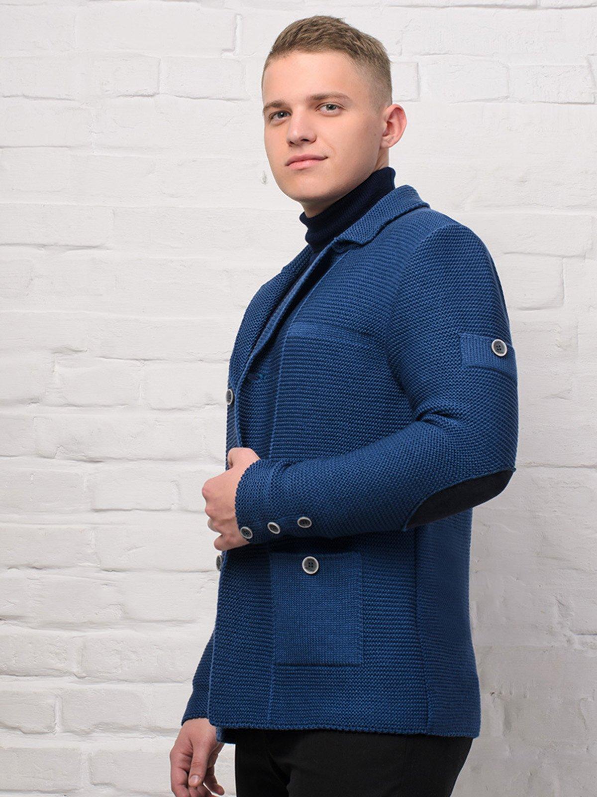Піджак синій | 3892339