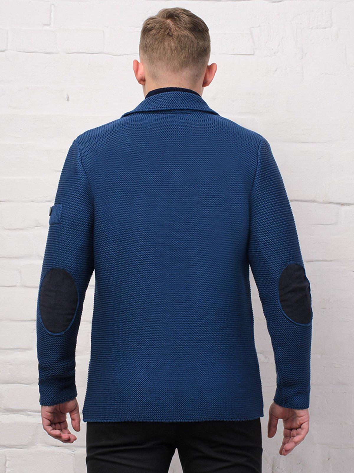 Піджак синій | 3892339 | фото 2