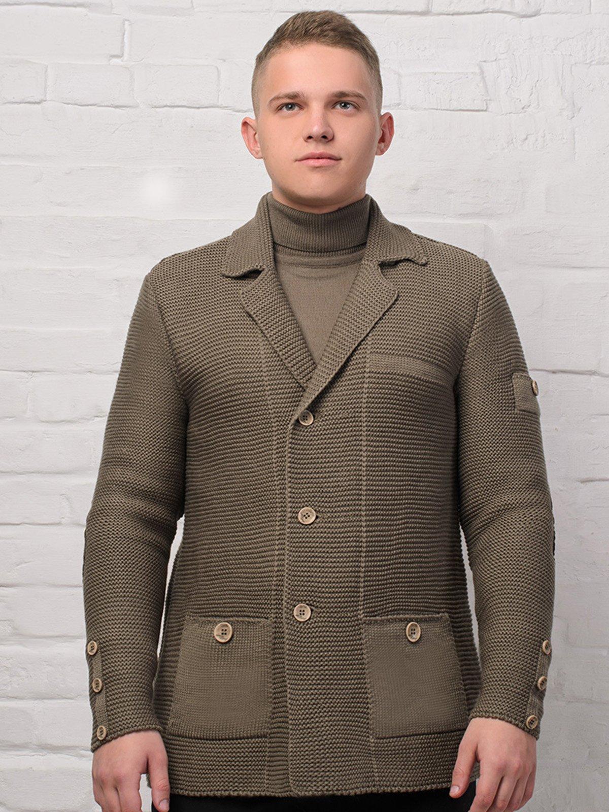 Піджак кольору капучино | 3892340