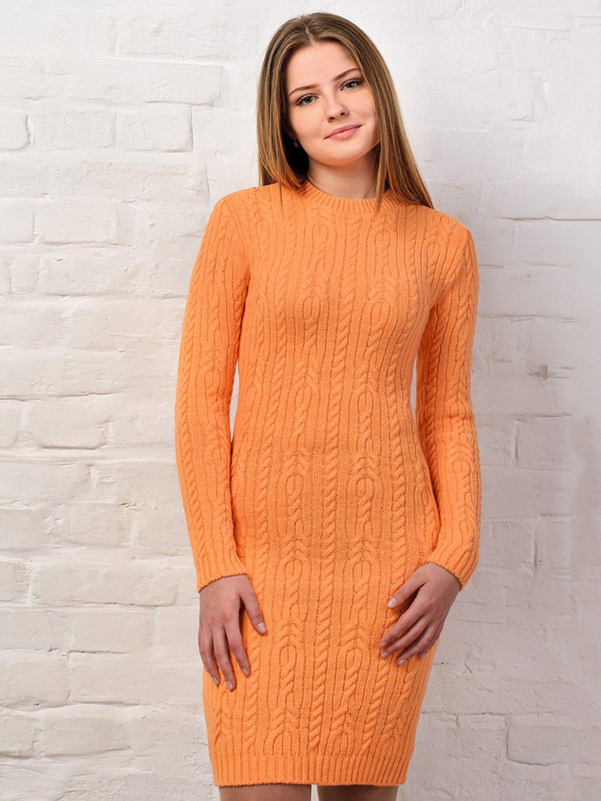 Сукня помаранчева | 3892356