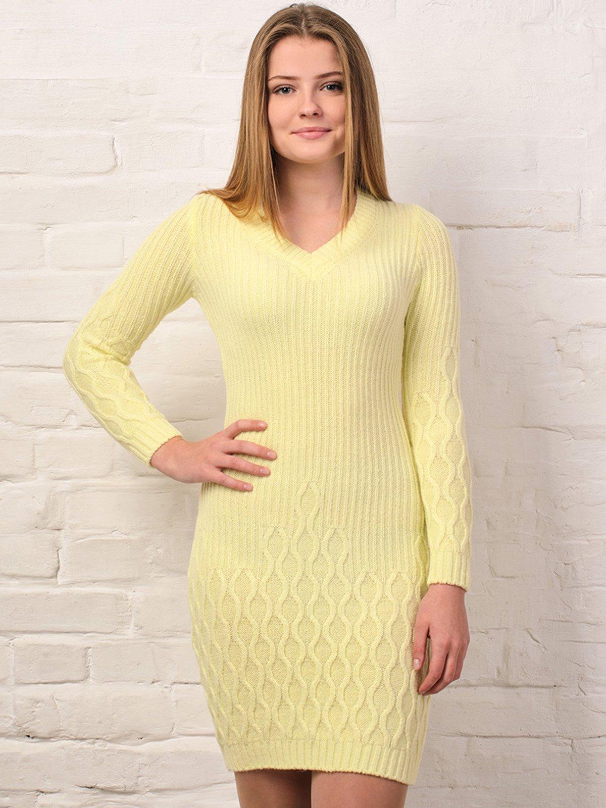 Сукня жовта | 3892359