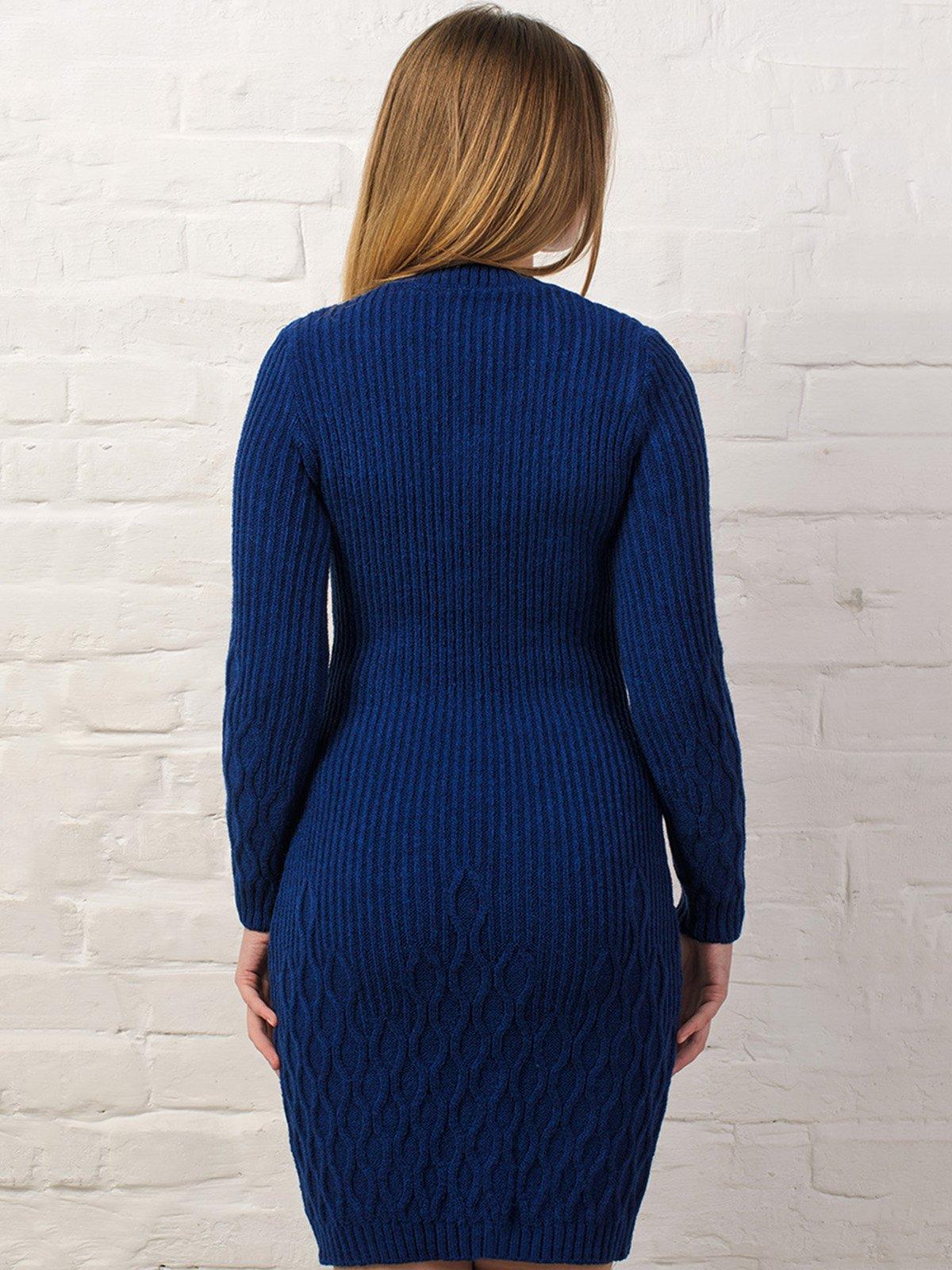 Платье темно-синее | 3892361 | фото 2