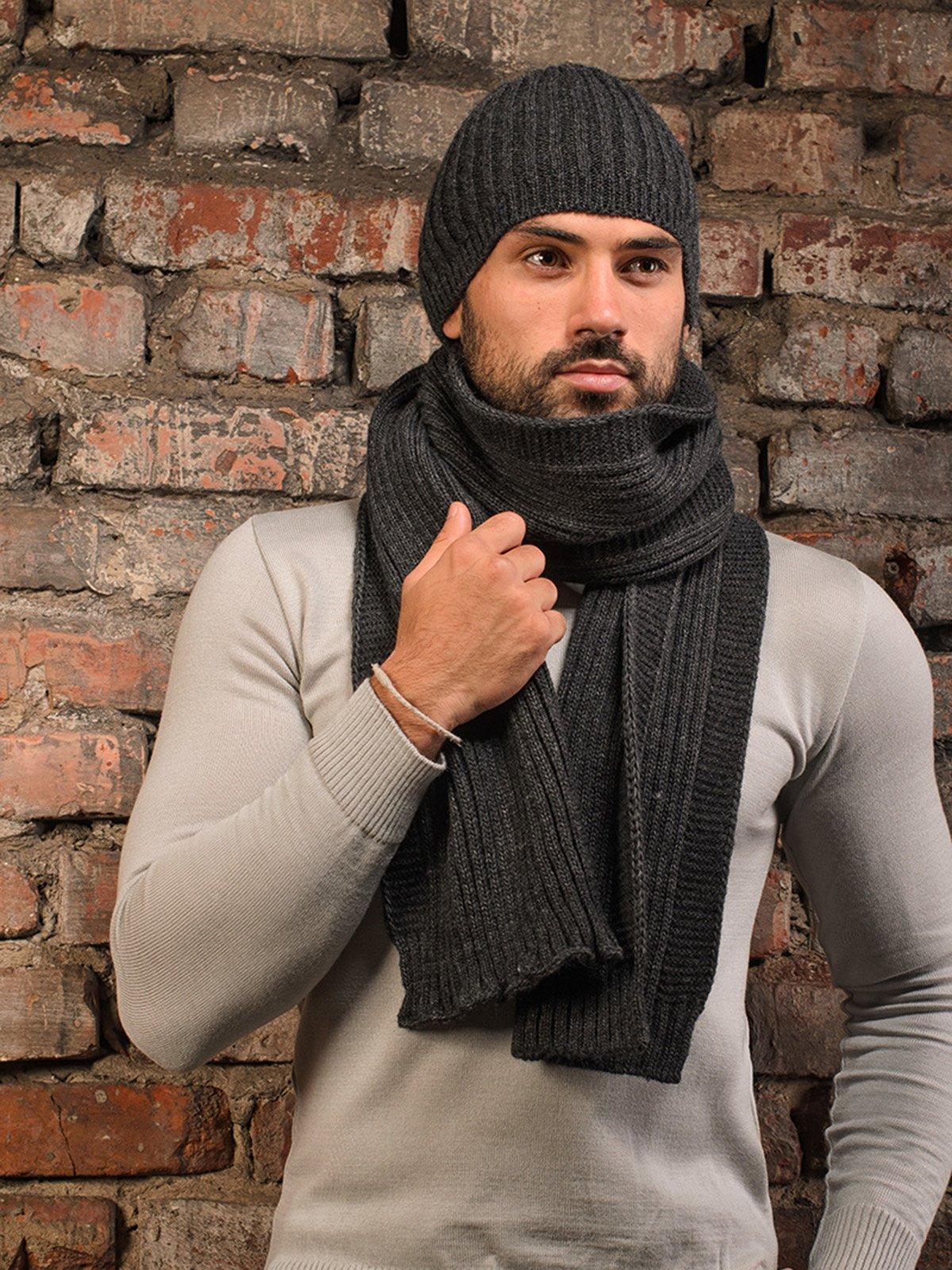 Комплект: шапка и шарф | 3892441