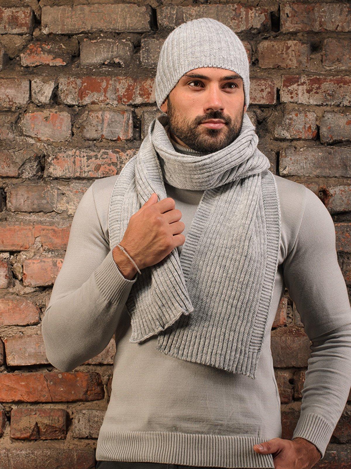 Комплект: шапка і шарф | 3892444