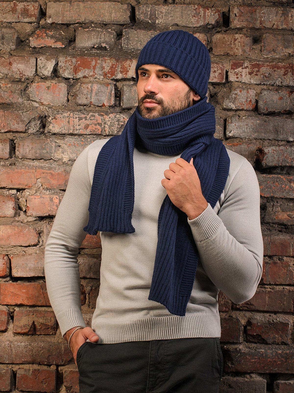 Комплект: шапка и шарф | 3892474