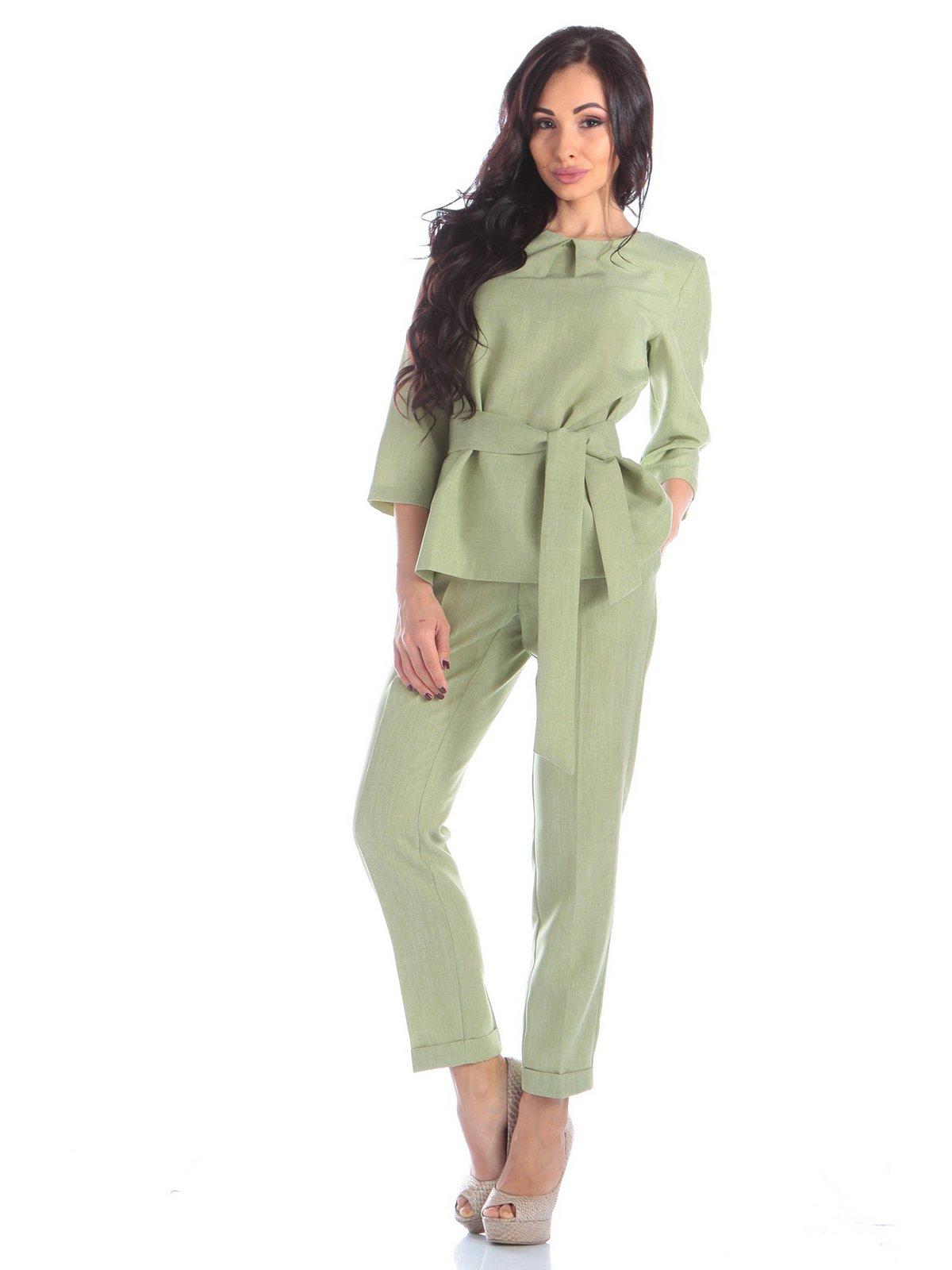 Костюм: блуза и брюки | 3895684