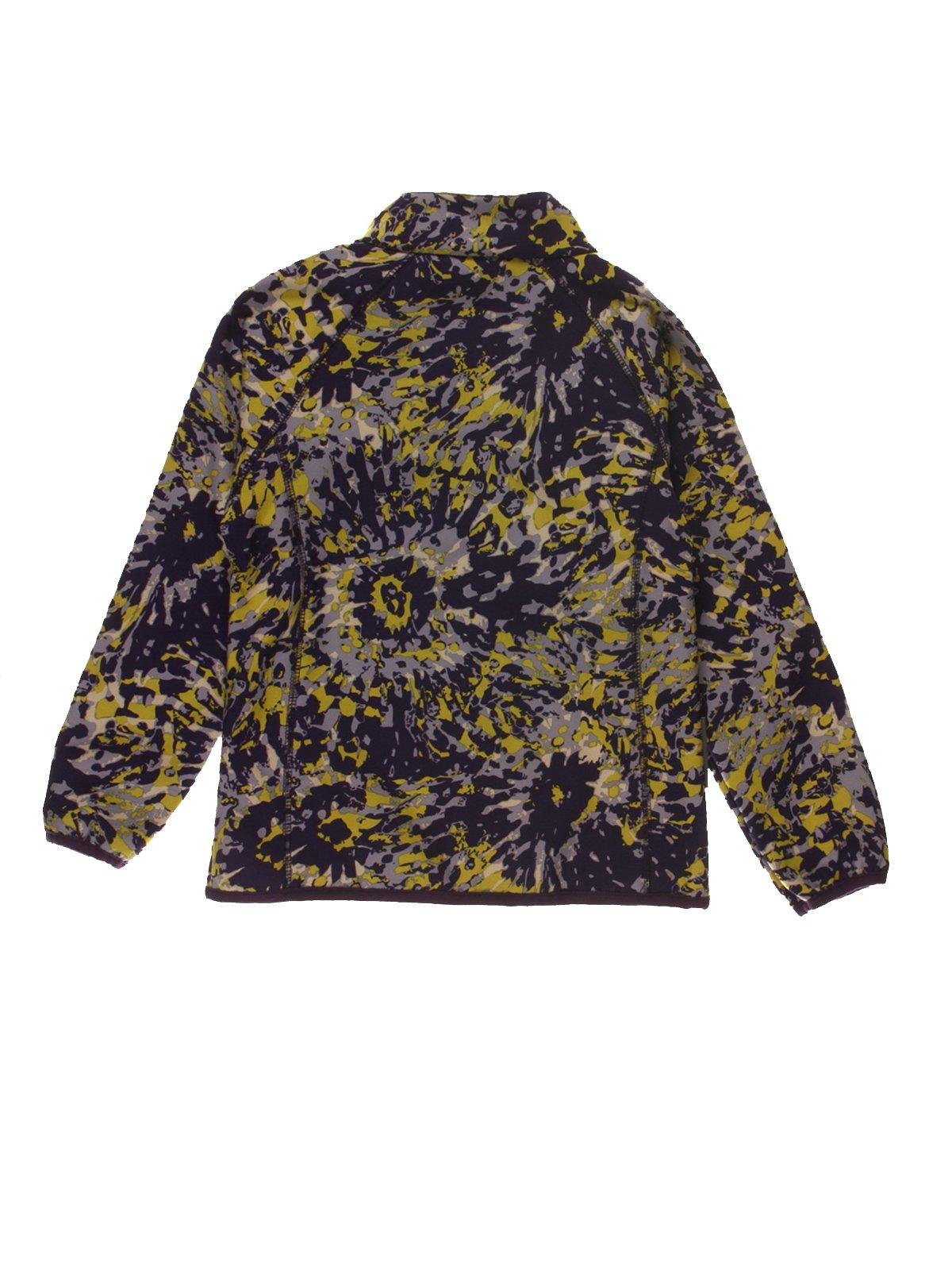 Термокуртка в абстрактний принт | 3879054 | фото 3