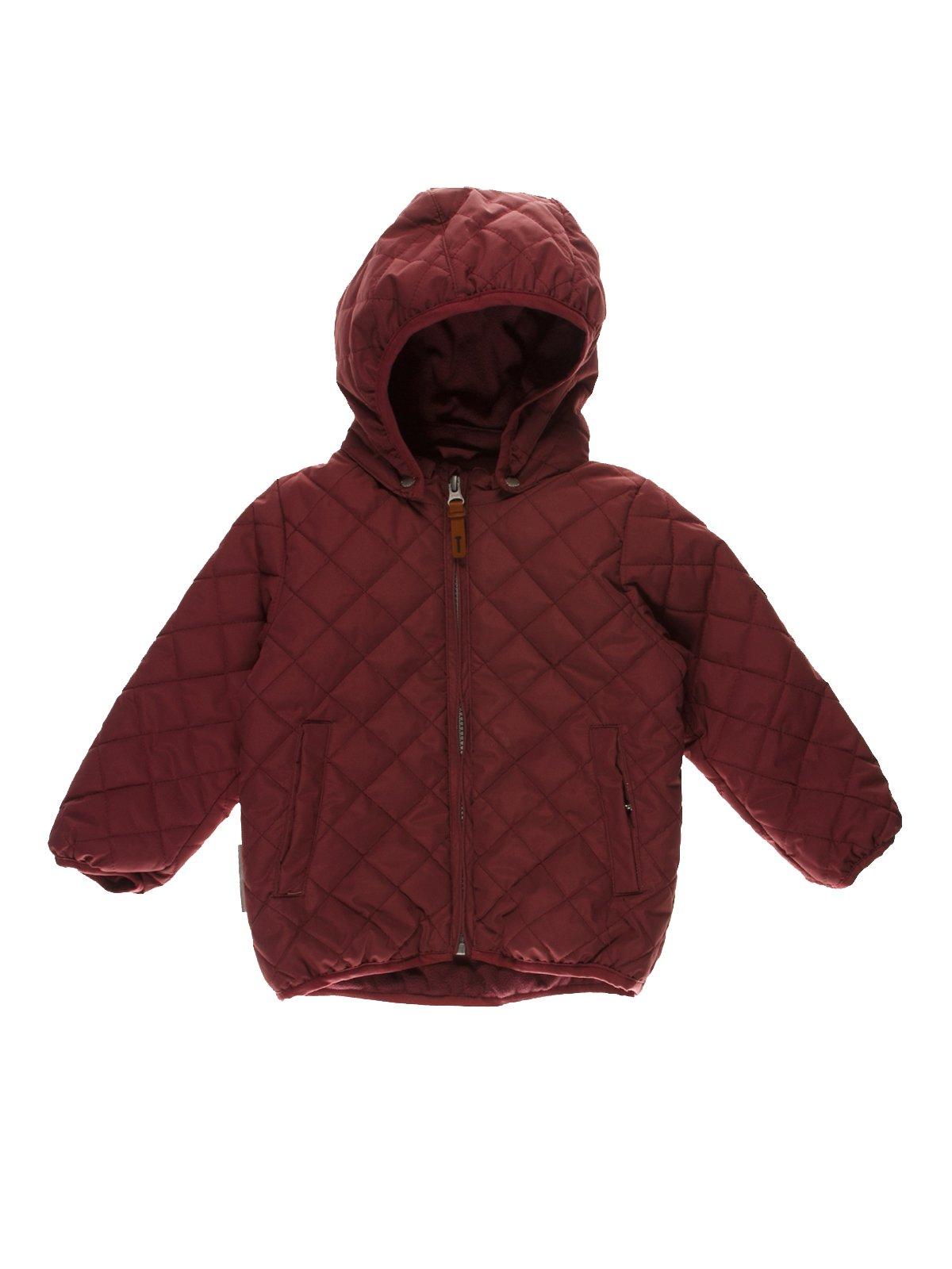 Термокуртка бордовая | 3879370