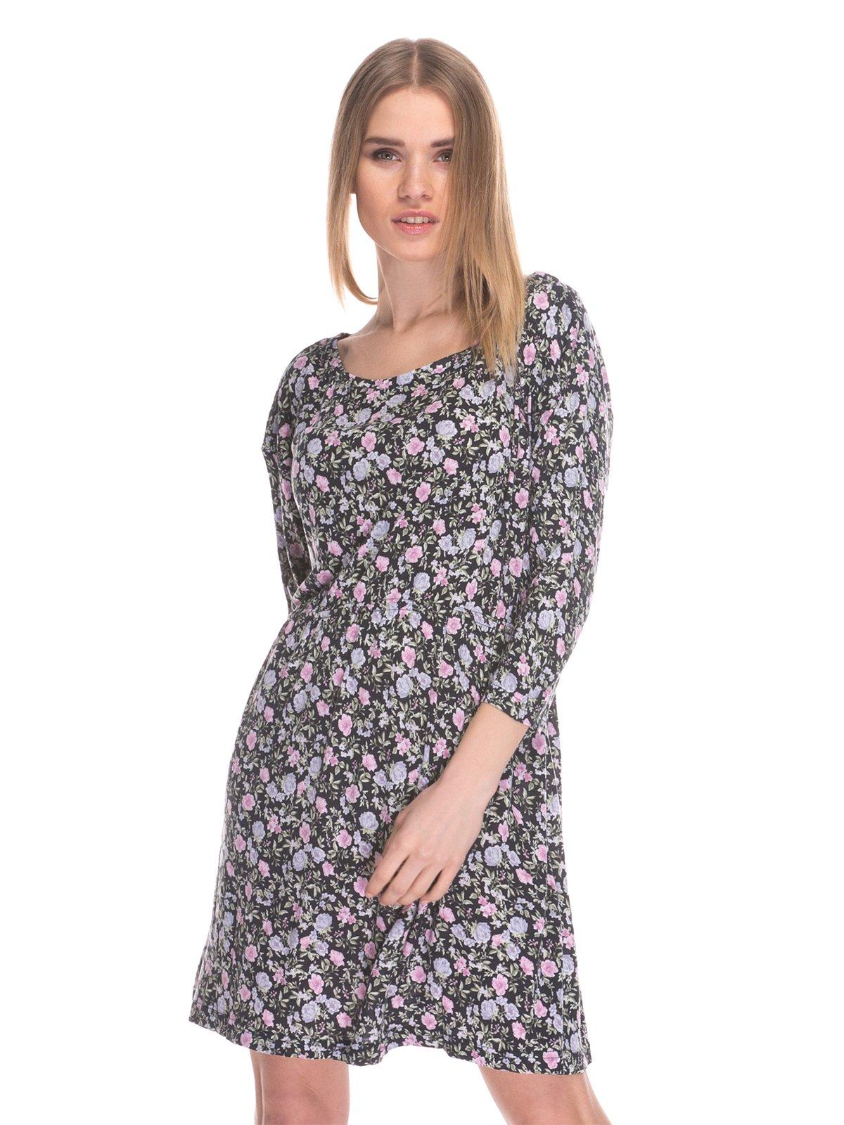 Сукня в квітковий принт   3504544