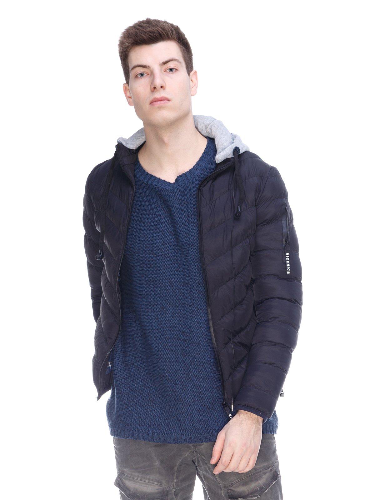 Куртка чорна | 3897716