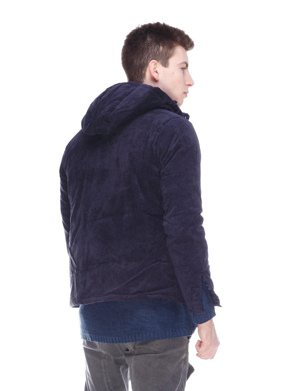 Куртка синяя | 3897729 | фото 2