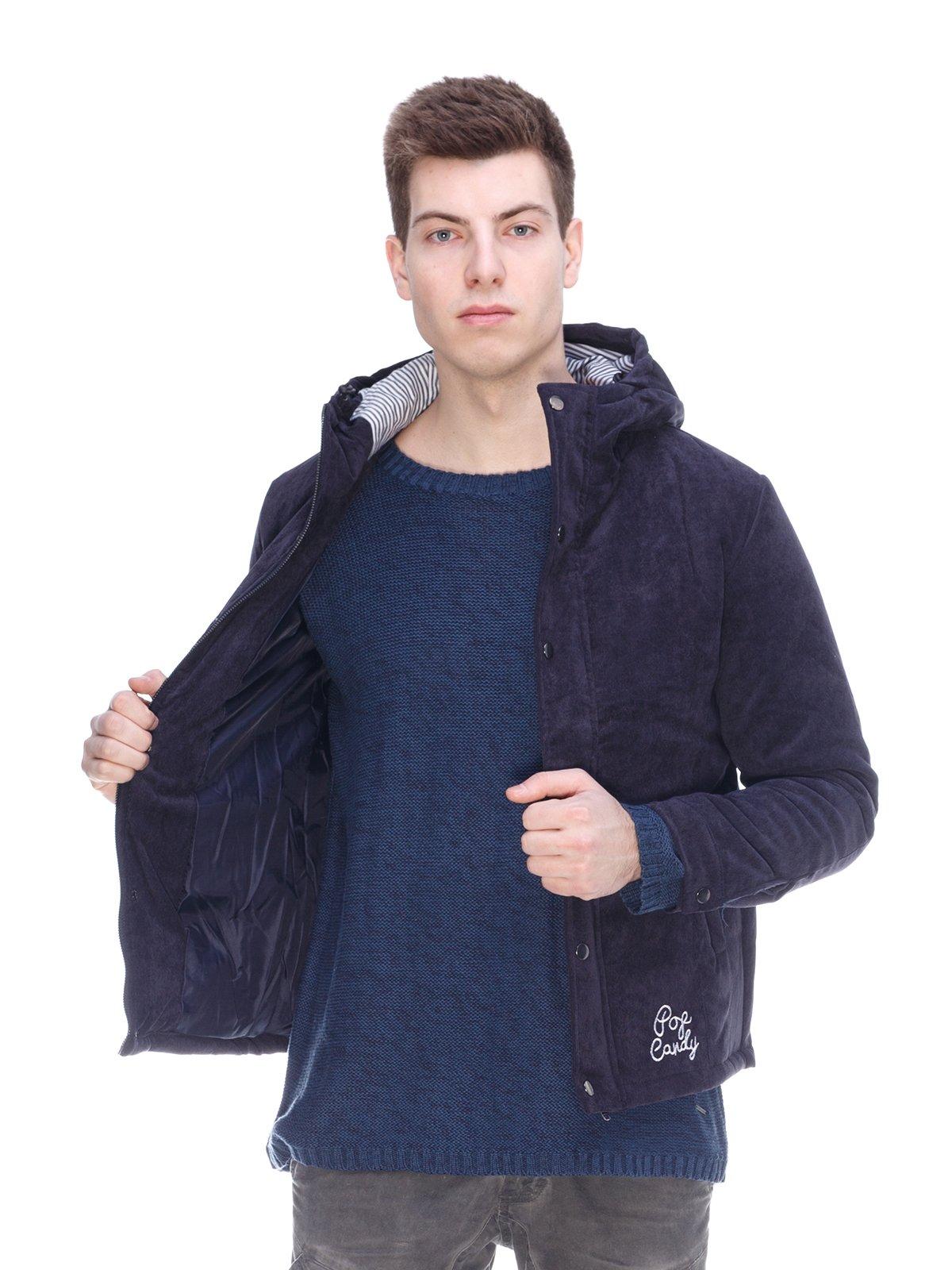 Куртка синяя | 3897729 | фото 5